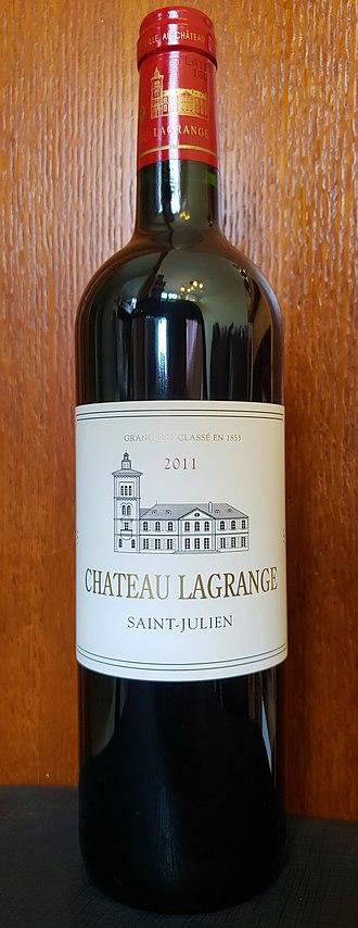 Château Lagrange - Grand Vin 2011