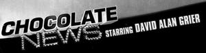 Chocolate News - Image: Chocolatenews logo small