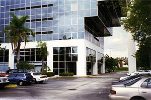 Citrix Headquarters in Coral Springs