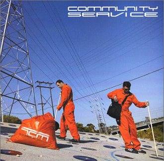 Community Service (album) - Image: Community Service Album