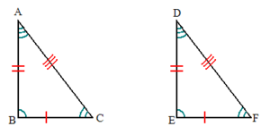 CPCTC - Two congruent triangles
