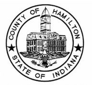 Hamilton County, Indiana - Image: County Seal