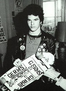 Darby Crash American musician
