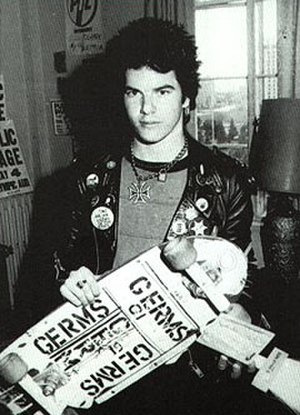 Darby Crash - Darby Crash in April 1980