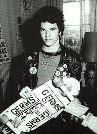 Darby Crash - Darby Crash in April 1980