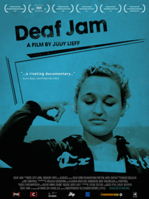 Deaf Jam - Theatrical release poster