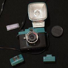 Diana Mini camera with Accessories