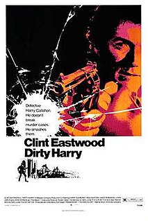 <i>Dirty Harry</i> 1971 film