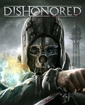 Dishonored - Image: Dishonored box art Bethesda