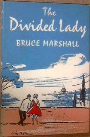 The Divided Lady - First UK edition