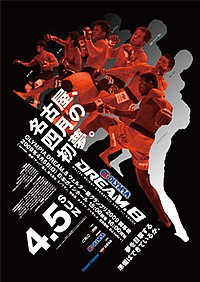 A poster or logo for DREAM.8: Welter Weight Grand Prix 2009 First Round.