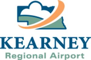 Kearney Regional Airport - Image: EAR airport logo