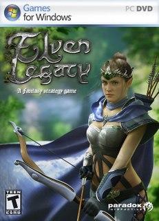 <i>Elven Legacy</i> video game