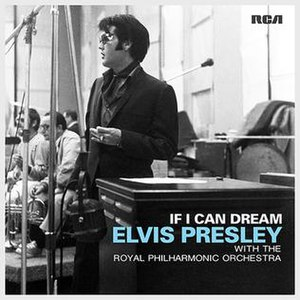 If I Can Dream (album) - Image: Elvis If I Can Dream