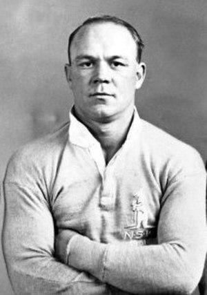 1931 NSWRFL season - Image: Ernie norman 1931