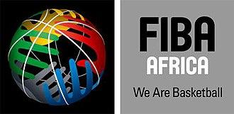 AfroBasket - Image: FIBA Africa logo