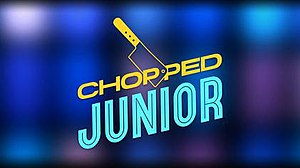 Chopped Junior - Chopped Junior Logo
