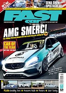 UK-based car magazine