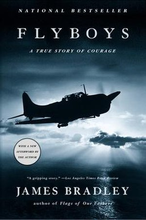 Flyboys: A True Story of Courage - Hardcover edition
