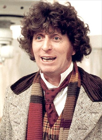 The Doctor (Doctor Who) - The Fourth Doctor's impractically long scarf became an iconic image of the character.