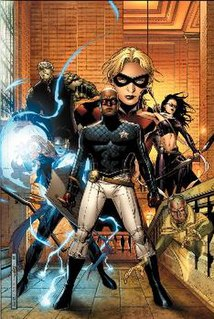 Young Avengers Group of fictional characters