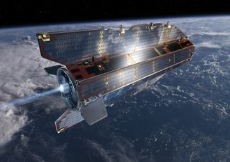 Gravity Field and Steady-State Ocean Circulation Explorer - Image: GOCE
