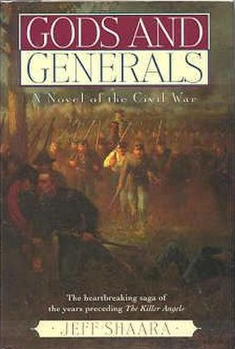 Gods and Generals (novel) - First edition