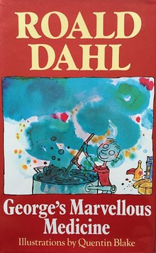 George S Marvellous Medicine Wikipedia