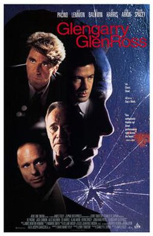 Glengarry Glen Ross (film) - Theatrical release poster