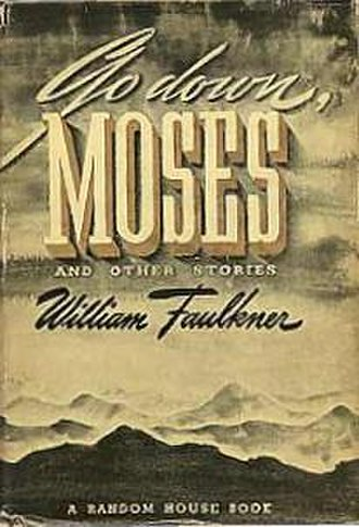 Go Down, Moses (book) - First edition
