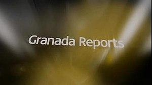 Granada Reports - Granada Reports previous title card