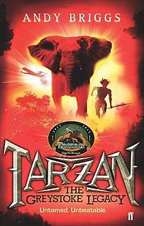 <i>Tarzan: The Greystoke Legacy</i>
