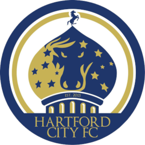 Hartford City FC - Image: Hartfordcity fc logo