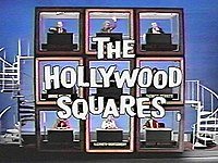 Hollywood Squares - Wikipedia, the free encyclopedia