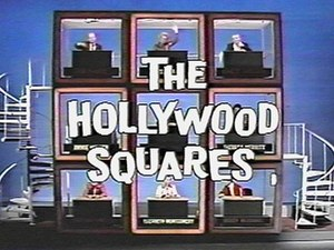 The Hollywood Squares - Image: Hollywood Squares (TV series) titlecard