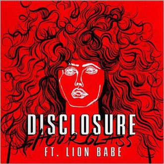 Disclosure featuring Lion Babe - Hourglass (studio acapella)