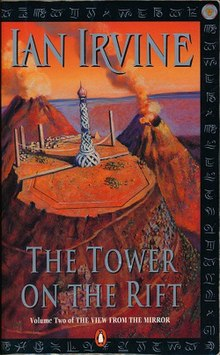 The Tower on the Rift first edition cover