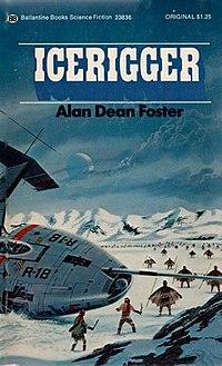 Icerigger Alan Dean Foster