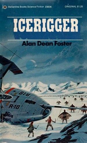 Icerigger - Image: Icerigger cover