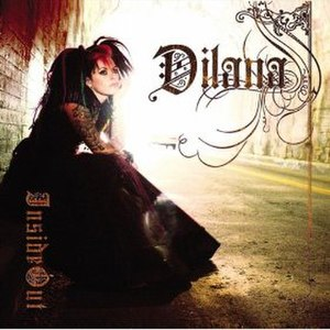 Inside Out (Dilana album) - Image: Inside Out Cover