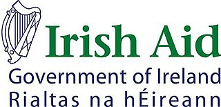 Irish Aid organization