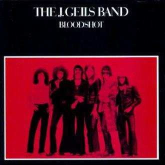 Bloodshot (album) - Image: J. Geils Band Bloodshot