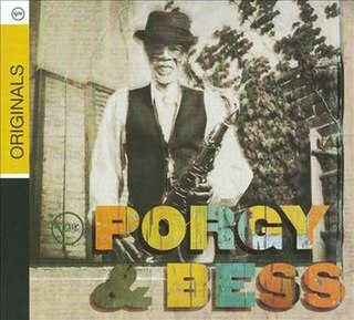 <i>Porgy & Bess</i> (Joe Henderson album) 1997 studio album by Joe Henderson