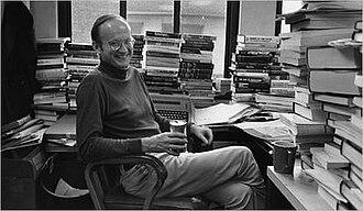 John Leonard (critic) - Leonard in 1974