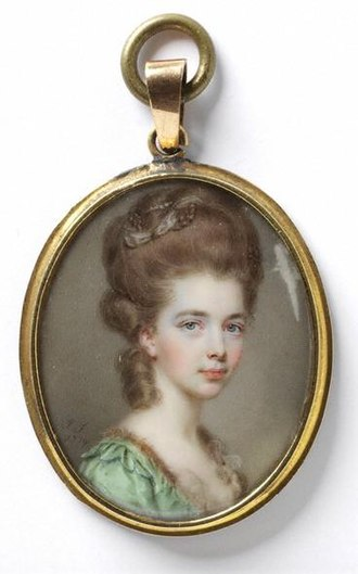 John Smart - Image: John Smart Portrait of Unknown Woman Dated 1779 Victoria & Albert Museum