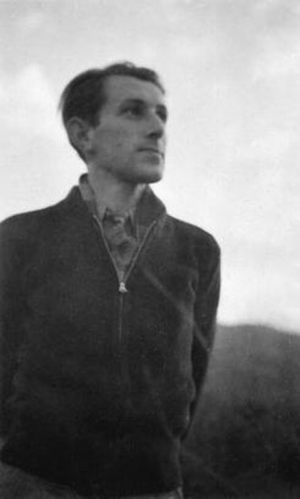 Julius Shulman - Julius Shulman, Self-Portrait, c.1935