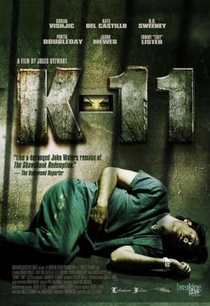 K-11 (film) - Movie poster
