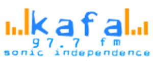 KAFA-FM - Image: KAFA Logo 2