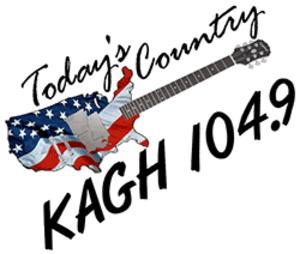KAGH-FM - Image: KAGH FM logo