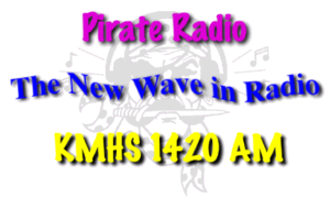 KMHS (AM) - Image: KMHS logo
